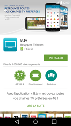 Sony Xperia XZ1 - Photos, vidéos, musique - Regarder la TV - Étape 2