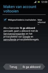 Sony ST23i Xperia Miro - Applicaties - Applicaties downloaden - Stap 11