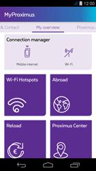 Acer Liquid Jade S - Applications - MyProximus - Step 19