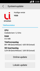 Huawei Ascend Y530 - Software updaten - Update installeren - Stap 5