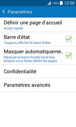 Samsung J100H Galaxy J1 - Internet - configuration manuelle - Étape 22
