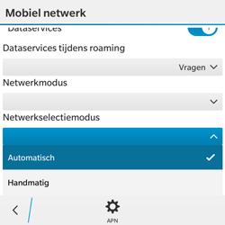 BlackBerry Classic - Buitenland - Bellen, sms en internet - Stap 8