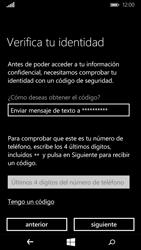 Microsoft Lumia 640 - E-mail - Configurar Outlook.com - Paso 10