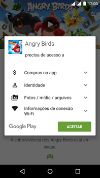 Motorola Moto X Play - Aplicativos - Como baixar aplicativos - Etapa 17