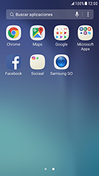Samsung Galaxy S6 - Android Nougat - E-mail - Configurar Gmail - Paso 3