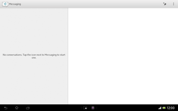 Sony SGP321 Xperia Tablet Z LTE - Mms - Sending a picture message - Step 3