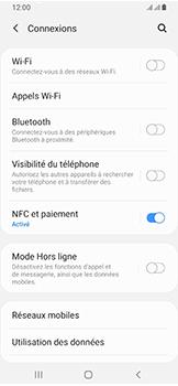 Samsung Galaxy A40 - Internet - configuration manuelle - Étape 6