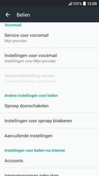 HTC HTC Desire 825 - Voicemail - handmatig instellen - Stap 10