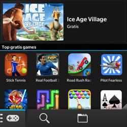 BlackBerry Q5 - Applicaties - Downloaden - Stap 5