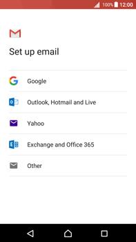 Sony Xperia Z5 Premium (E6853) - Android Nougat - E-mail - Manual configuration (gmail) - Step 8