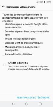 LG V30 - Appareil - Restauration d