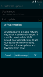 Samsung Galaxy S5 mini - Network - Installing software updates - Step 8