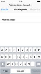 Apple iPhone 5c (iOS 8) - Premiers pas - Créer un compte - Étape 9