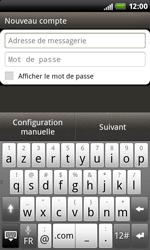HTC S510b Rhyme - E-mail - Configuration manuelle - Étape 6