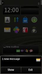 Nokia E7-00 - MMS - Automatic configuration - Step 3