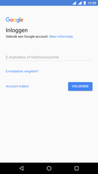 Nokia 6.1 Dual-SIM (TA-1043) - Applicaties - Account aanmaken - Stap 4