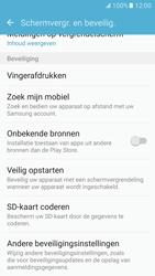 Samsung Galaxy S7 - Beveiliging en ouderlijk toezicht - Pincode simkaart wijzigen - Stap 5