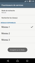 Sony Xperia XZ (F8331) - Réseau - Sélection manuelle du réseau - Étape 12
