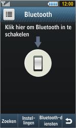 Samsung S8000 Jet - Bluetooth - koppelen met ander apparaat - Stap 6