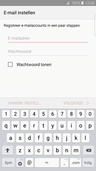 Samsung G928F Galaxy S6 Edge + - E-mail - Handmatig instellen - Stap 5