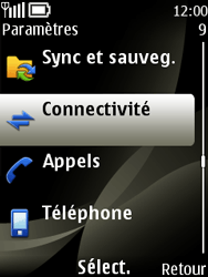 Nokia 6303 classic - Bluetooth - connexion Bluetooth - Étape 6
