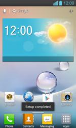 LG P710 Optimus L7 II - Internet - Automatic configuration - Step 6
