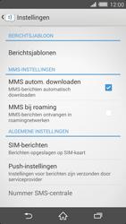 Sony D6503 Xperia Z2 - MMS - probleem met ontvangen - Stap 8