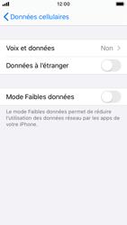 Apple iPhone SE - iOS 13 - Réseau - activer 4G - Étape 5