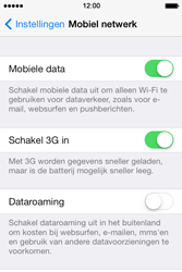 Apple iPhone 4 S iOS 7 - MMS - Handmatig instellen - Stap 9
