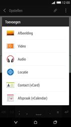 HTC Desire 620 - MMS - hoe te versturen - Stap 13