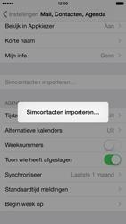 contacten iphone naar simkaart kopieren