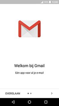 Acer Liquid Zest 4G Plus - E-mail - Handmatig instellen (gmail) - Stap 4