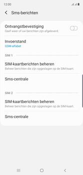 Samsung galaxy-note-10-dual-sim-sm-n970f - SMS - Handmatig instellen - Stap 10