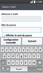 LG F70 - E-mails - Ajouter ou modifier un compte e-mail - Étape 7