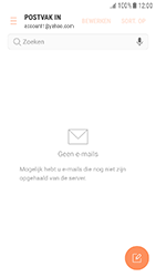 Samsung Galaxy J3 (2017) - E-mail - e-mail instellen (yahoo) - Stap 5