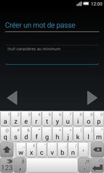 Alcatel OT-5050X Pop S3 - Premiers pas - Créer un compte - Étape 16