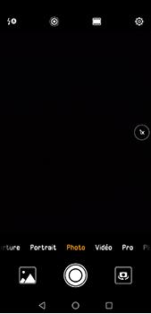 Huawei P20 pro - Photos, vidéos, musique - Prendre une photo - Étape 7