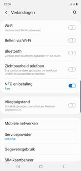 Samsung galaxy-note-10-dual-sim-sm-n970f - WiFi - Handmatig instellen - Stap 5