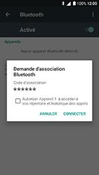 Alcatel Shine Lite - WiFi et Bluetooth - Jumeler votre téléphone avec un accessoire bluetooth - Étape 7