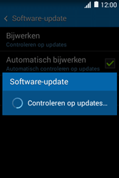 Samsung Galaxy Young2 (SM-G130HN) - Software updaten - Update installeren - Stap 8