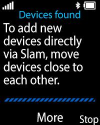 Nokia 108 - WiFi and Bluetooth - Setup Bluetooth Pairing - Step 9
