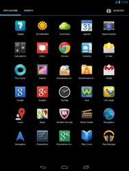 Acer Iconia Tab A1 - Internet - Activer ou désactiver - Étape 3