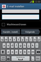 Samsung Galaxy Fame Lite (S6790) - E-mail - Account instellen (IMAP zonder SMTP-verificatie) - Stap 6