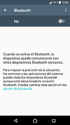 Sony Xperia XA1 - Bluetooth - Conectar dispositivos a través de Bluetooth - Paso 5