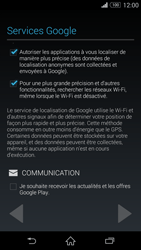 Sony Xpéria Z3 - Premiers pas - Créer un compte - Étape 20