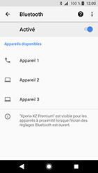 Sony Xperia XZ Premium - Android Oreo - Bluetooth - connexion Bluetooth - Étape 9