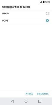 LG G6 - E-mail - Configurar correo electrónico - Paso 10