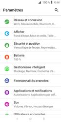 Alcatel 1X - Internet et connexion - Accéder au réseau Wi-Fi - Étape 4