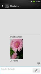 HTC One Mini - MMS - envoi d'images - Étape 16