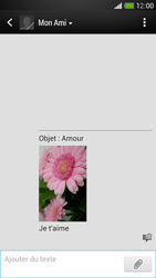 HTC One Mini - MMS - Envoi d